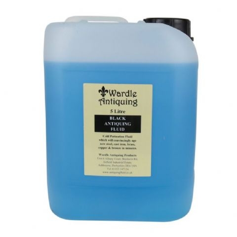 Black Antiquing Fluid 5lt